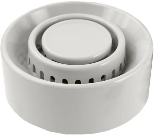 Signalsirene ComPro PSW.90030 weiß Dauerton, Einzelton 12 V, 24 V 110 dB
