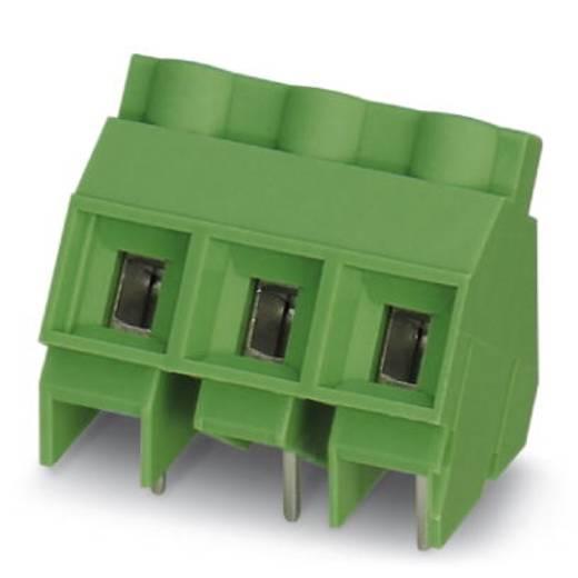 Schraubklemmblock 4.00 mm² Polzahl 5 MKDS 5/ 5-6,35 BG Z1L TS Phoenix Contact Grün 50 St.