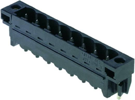Leiterplattensteckverbinder SL-SMT 5.08/08/180LF 1.5SN BK BX Weidmüller Inhalt: 50 St.