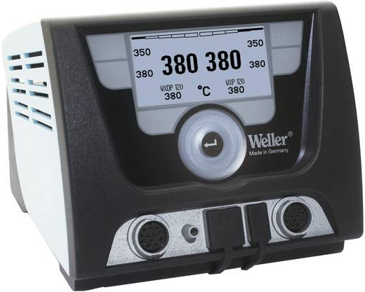 Löt-/Entlötstation-Versorgungseinheit digital 200 W, 255 W Weller WXD 2 +50 bis +550 °C