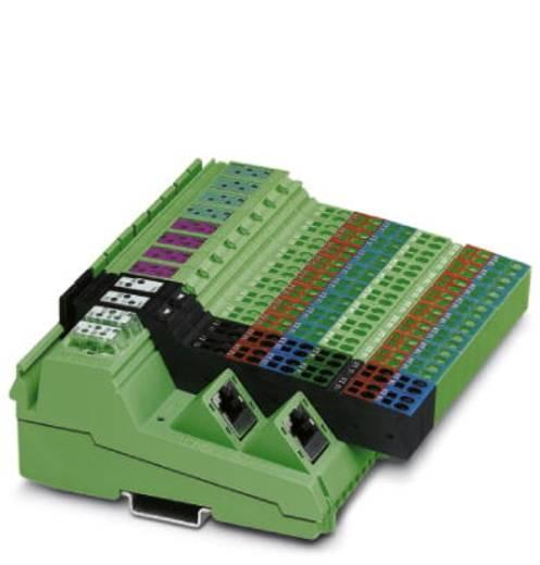 SPS-Erweiterungsmodul Phoenix Contact ILB PN 24 DI16 DIO16-2TX 2878146 24 V/DC