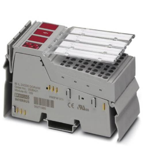 SPS-Erweiterungsmodul Phoenix Contact IB IL 24/230 DOR4/W-PAC 2861878 24 V/DC