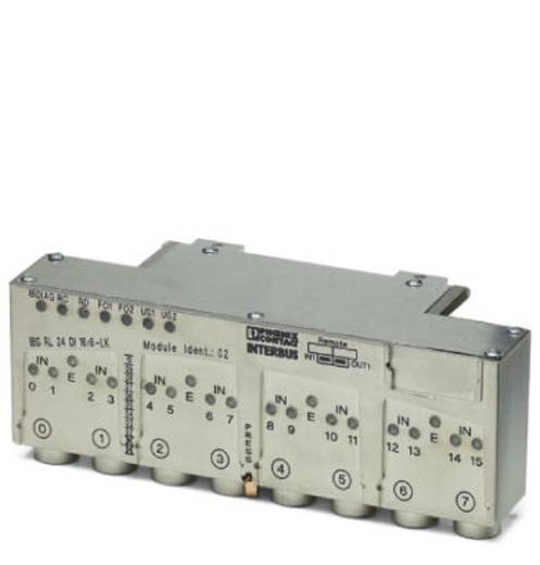 SPS-Erweiterungsmodul Phoenix Contact IBS RL 24 DI 16/8-LK-2MBD 2731584 24 V/DC