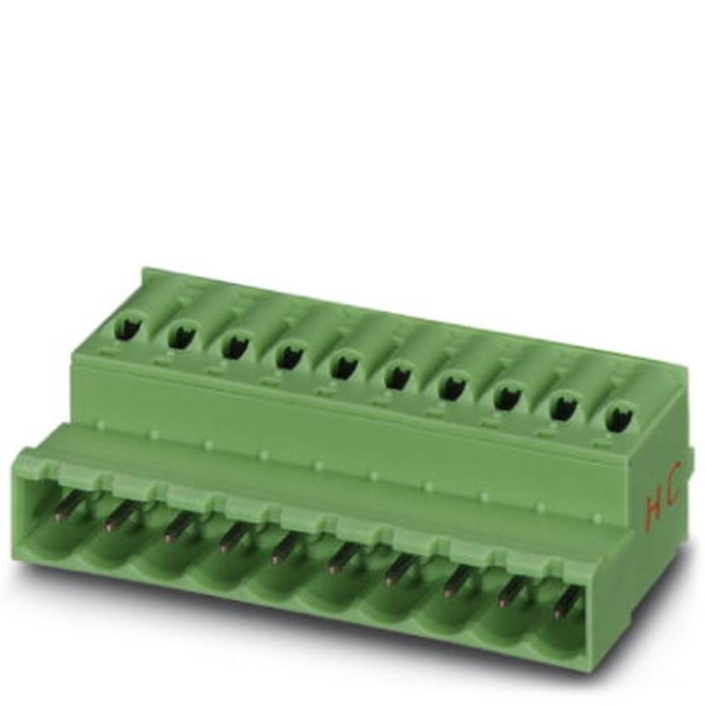 Boîtier pour contacts mâles série FKIC Phoenix Contact FKIC 2,5 HC/ 3-ST-5,08 1942604 Nbr total de pôles 3 Pas: 5.08 mm 100 pc(s)