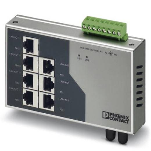 Phoenix Contact Industrial Ethernet Switch FL SWITCH SF 7TX/FX ST Anzahl LWL Ports: 1 Anzahl Ethernet Ports: 7
