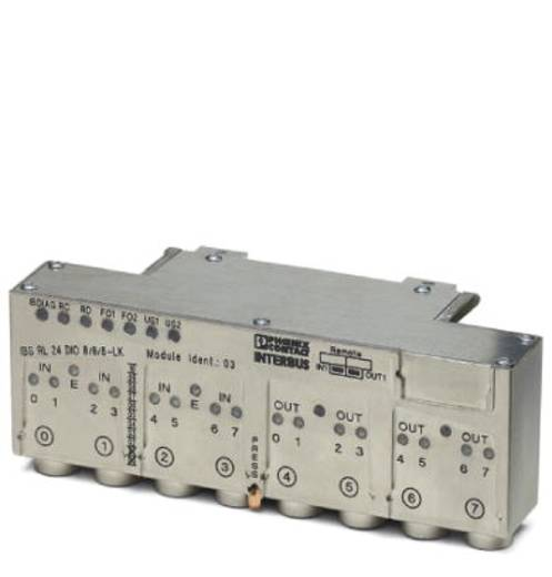 SPS-Erweiterungsmodul Phoenix Contact IBS RL 24 DIO 8/8/ 8-LK-2MBD 2731571 24 V/DC