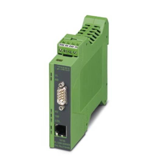 Phoenix Contact Schnittstellenwandler FL COM SERVER RS485 Anzahl Ethernet Ports: 1