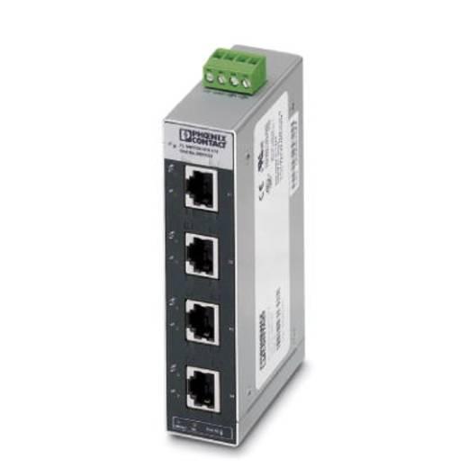 Phoenix Contact FL SWITCH SFN 5TX-24VAC Industrial Ethernet Switch 10 / 100 MBit/s