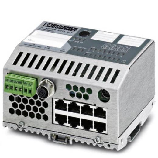 Phoenix Contact Industrial Ethernet Switch FL SWITCH SMCS 8TX-PN Anzahl Ethernet Ports: 8