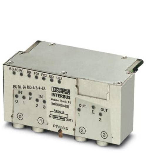 SPS-Erweiterungsmodul Phoenix Contact IBS RL 24 DIO 4/2/ 4-LK-2MBD 2732486 24 V/DC