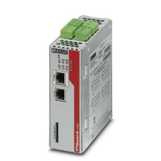 Phoenix Contact Router FL MGUARD RS4000 TX/TX Anzahl Ethernet Ports: 2