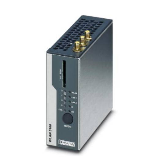 Phoenix Contact Funkmodul FL WLAN 5100 Anzahl Ethernet Ports: 2