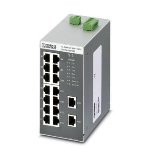 Phoenix Contact FL SWITCH SFNT 16TX Industrial Ethernet Switch 10 / 100 MBit/s