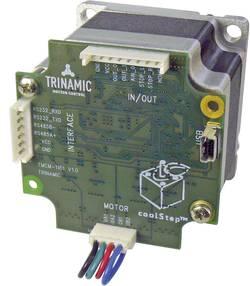 Krokový motor s řízením PANdrive Trinamic PD57-2-1161 (30-0175), Ø hřídele 6,35 mm