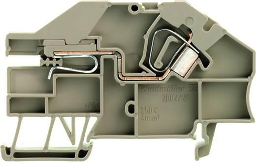 Neutralleiter-Reihenklemme ZDU 4/NT DB Weidmüller Inhalt: 50 St.