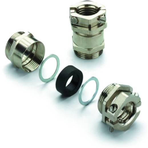 Weidmüller VGM20-MS54 ZE 6,0-13,5 Kabelverschraubung M20 Messing Messing 50 St.