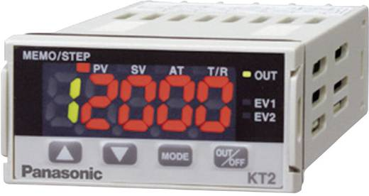 Temperaturregler Panasonic AKT2212200 K, J, R, S, B, E, T, N, PL-II, C, Pt100, Pt100 -200 bis +1820 °C SSR (L x B x H)