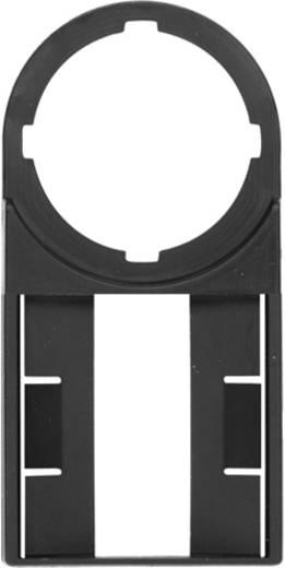Zeichenträger Montage-Art: aufkleben Beschriftungsfläche: 27 x 27 mm Passend für Serie Geräte und Schaltgeräte, Universa