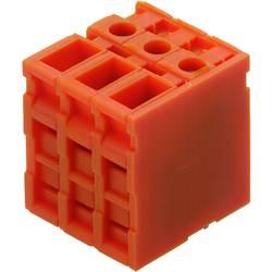 Šroubová svorkovnice Weidmüller TOP4GS8/180 7.62 OR 1786560000, 4.00 mm², Pólů 8, oranžová, 50 ks