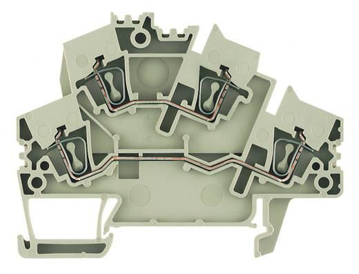 Doppelstock-Reihenklemme ZDK 2.5-2 Weidmüller Inhalt: 50 St.