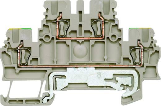 Doppelstock-Reihenklemme ZDK 1.5DU-PE Weidmüller Inhalt: 100 St.
