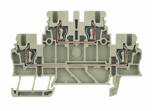 Doppelstock-Reihenklemme ZDK 1.5V BL Weidmüller Inhalt: 100 St.