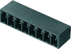 Boîtier mâle (platine) série BC/SC Weidmüller SC 3.81/10/90G 3.2SN GN BX 1793300000 Nbr total de pôles 10 Pas: 3.81 mm 5