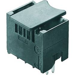Konektor do DPS Weidmüller S2L-SMT 3.50/08/180G 3.5SN BK BX 1794540000, 17.70 mm, pólů 8, rozteč 3.50 mm, 120 ks