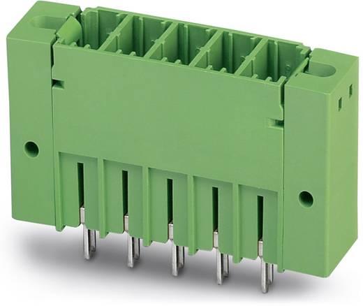 Stiftgehäuse-Platine PCV Polzahl Gesamt 4 Phoenix Contact 1720929 Rastermaß: 7.62 mm 50 St.