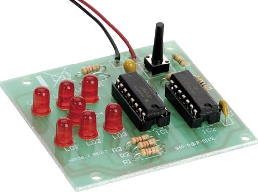 Conrad Components 195111 LED Würfel Bausatz Ausführung (Bausatz/Baustein): Bausatz