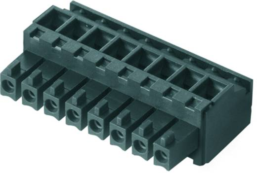 Buchsengehäuse-Kabel BC/SC Polzahl Gesamt 10 Weidmüller 1798610000 Rastermaß: 3.81 mm 50 St.