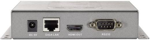 PoE Receiver 1 GBit/s IEEE 802.3af LevelOne HVE-6601R Digital Signage