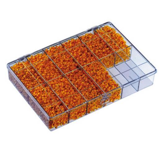 Kennzeichnungsring Aufdruck 0 - 9 0336000000 WSK12 M. CLI C 1-3 GE/SW BEZ. 0-9 Weidmüller