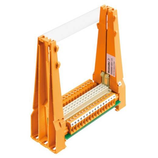 Steckkartenhalter (L x B x H) 50.8 x 131 x 144 mm Weidmüller SKH F32 (Z & D) LP RH2 1 St.