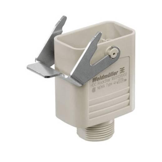 Steckverbindergehäuse HDC HQP KOLU 1PG16 Weidmüller Inhalt: 1 St.