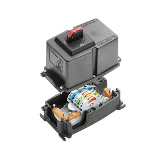 Verteiler-Box flexibel: 0.5-6 mm² starr: 0.5-6 mm² Weidmüller 1003260000 1 St. Schwarz