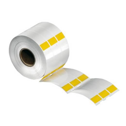 Beschriftungssystem Drucker Montage-Art: aufkleben Beschriftungsfläche: 100 x 24.50 mm Passend für Serie Baugruppen und