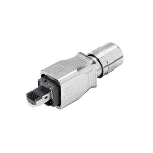 Sensor-/Aktor-Datensteckverbinder Stecker, gerade Weidmüller 1012170000 IE-PS-V14M-RJ45-FH-P 10 St.