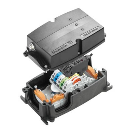 Verteiler-Box flexibel: 0.5-6 mm² starr: 0.5-6 mm² Weidmüller 1025060000 1 St. Schwarz