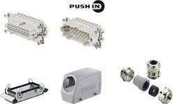 Kit connecteur RockStar® HDC HE Weidmüller HDC KIT HE P 16.120 M 1027690000 Nbr total de pôles 1 + PE 1 pc(s)