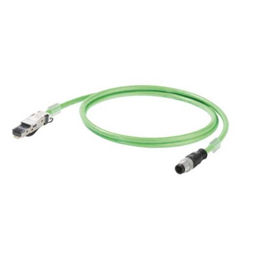 Sensor-/Aktor-Datensteckverbinder, konfektioniert M12 Buchse, gerade Weidmüller 1234770050 IE-C5DS4UG0050MBSXXX-E 1 St