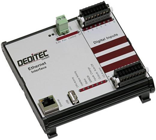 Eingangsmodul Deditec RO-ETH-O16 Ethernet Anzahl digitale Eingänge: 16
