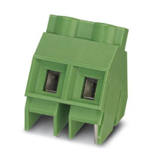 Schraubklemmblock 4.00 mm² Polzahl 2 SMKDS 5/ 2-9,5 Phoenix Contact Grün 50 St.