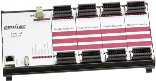 Ausgangsmodul Deditec RO-ETH-R64 Ethernet Anzahl digitale Ausgänge: 64