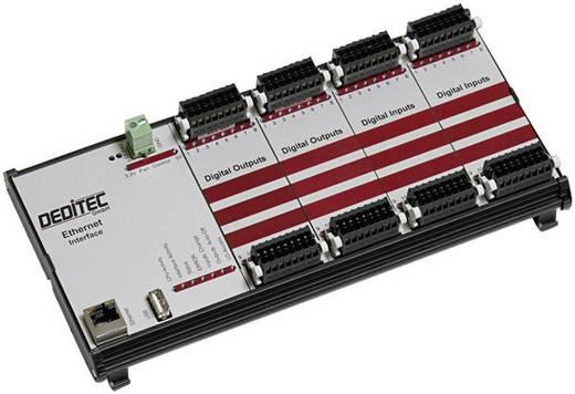 I/O-Modul Deditec RO-ETH-O32-R32 Ethernet Anzahl digitale Ausgänge: 32 Anzahl digitale Eingänge: 32