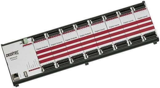 I/O-Modul Deditec RO-ETH-O64-R64 Ethernet Anzahl digitale Ausgänge: 64 Anzahl digitale Eingänge: 64