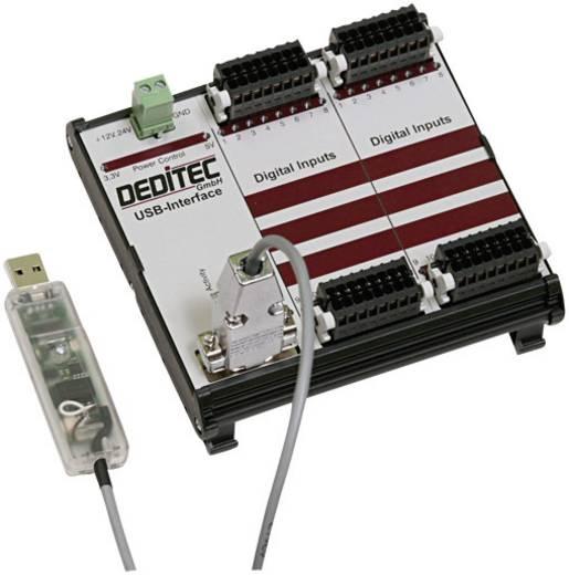 I/O-Modul Deditec RO-USB-O32 USB Anzahl digitale Eingänge: 32