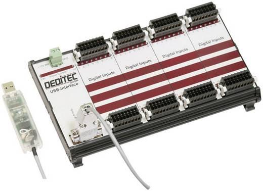 I/O-Modul Deditec RO-USB-O64 USB Anzahl digitale Eingänge: 64