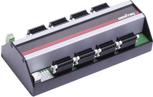 I/O-Modul Deditec USB-OPTO-RELAIS-32 USB Anzahl digitale Eingänge: 32 Anzahl Relais-Ausgänge: 32