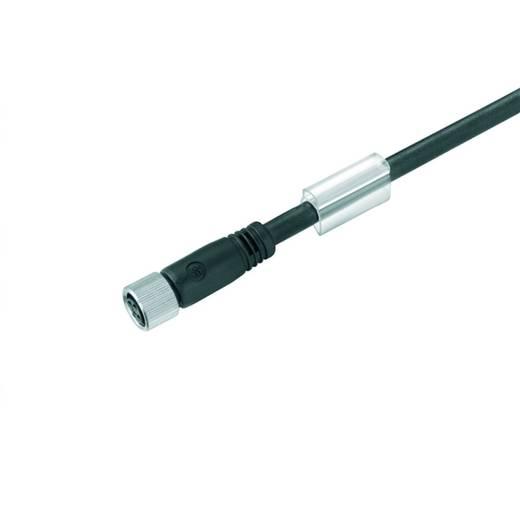 Sensor-/Aktor-Steckverbinder, konfektioniert M8 Buchse, gerade 5 m Polzahl: 4 Weidmüller 9457850500 SAIL-M8BG-4-5.0U 1 S